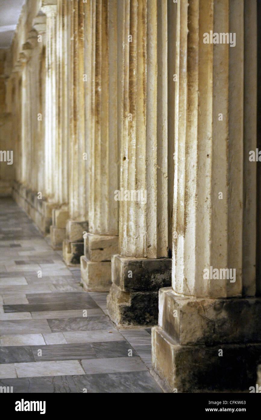Gerichtshof Im Alten Athen
