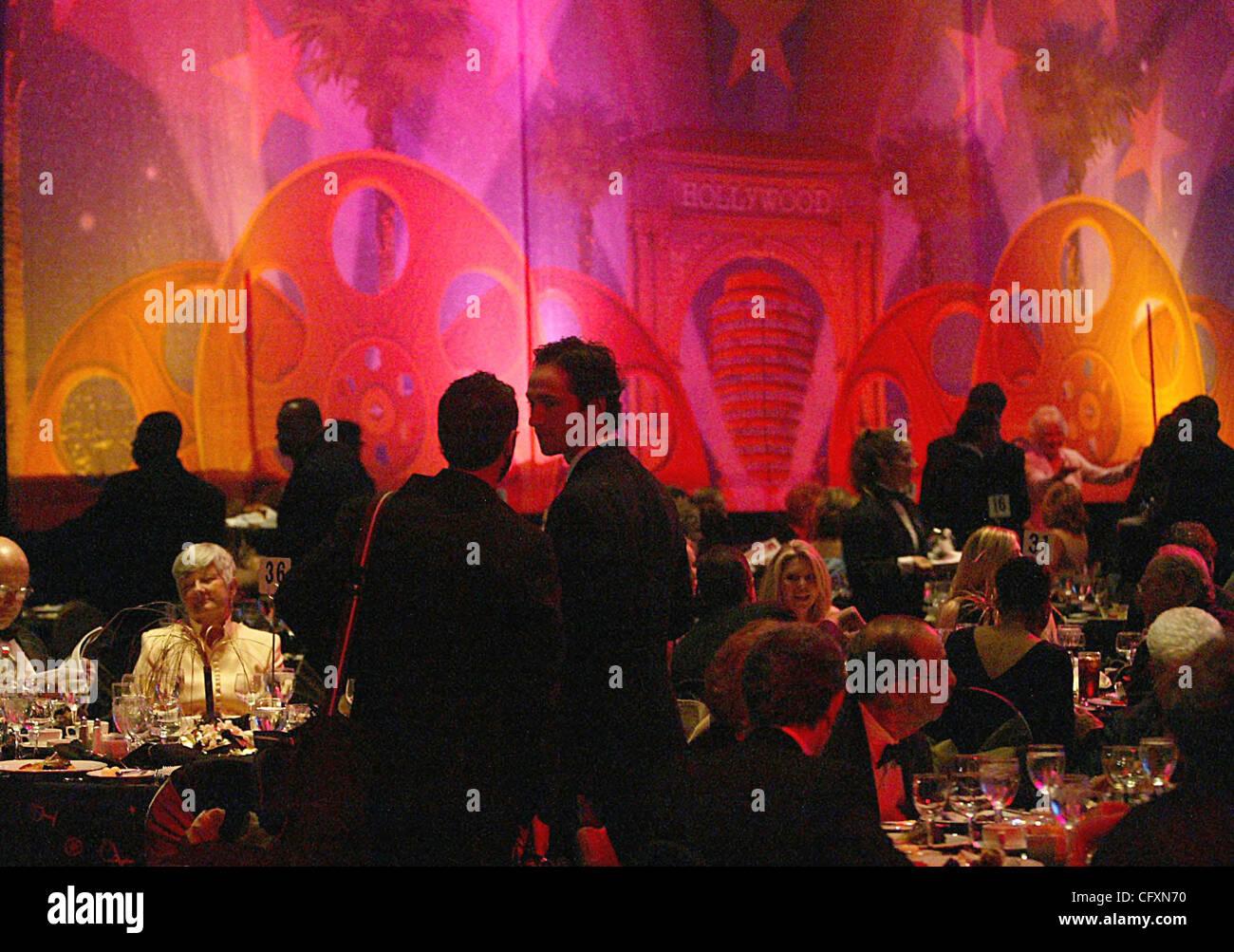 042107 traf Filmfest Foto von Damon Higgins/The Palm Beach Post 0036840A - BOCA RATON - W/Geschichte von HAP ERSTEIN Stockbild
