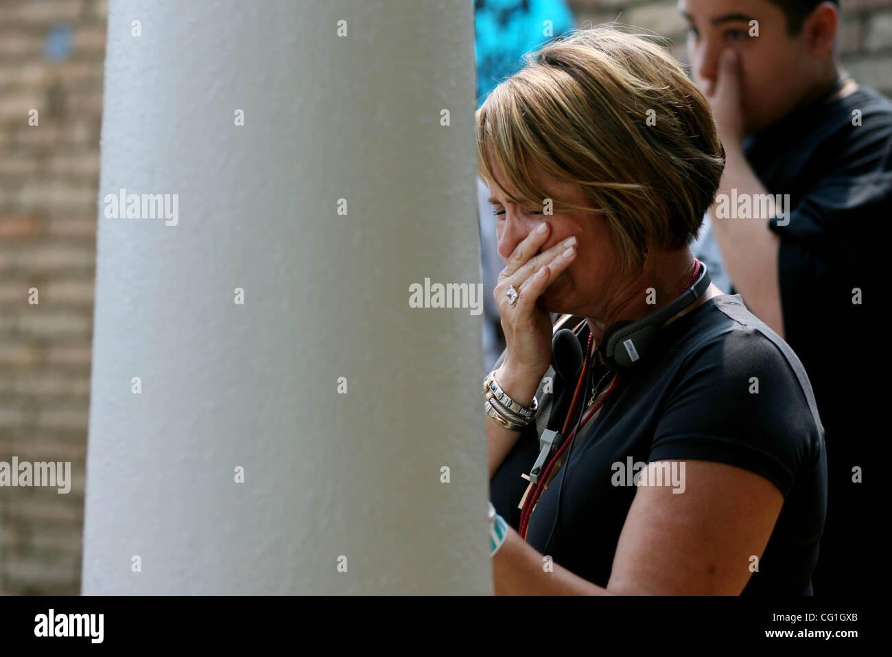 081607 traf Elvis 04 Personal Photo von Gary Coronado/The Palm Beach Post 0041321A mit Geschichte von Rachel Sauer Stockbild