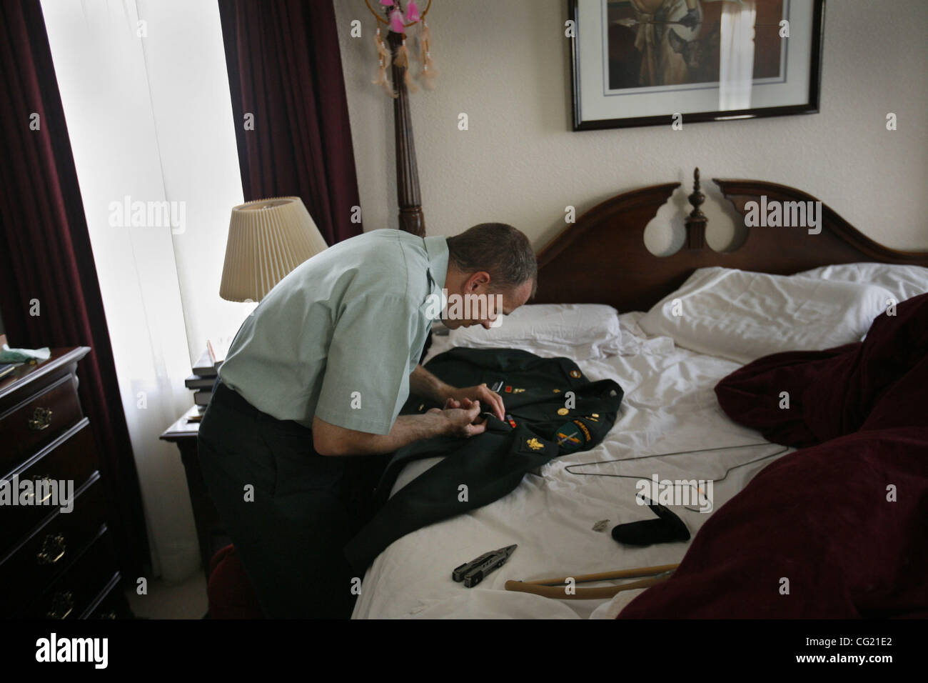 The Perfect Soldier Stockfotos & The Perfect Soldier Bilder - Alamy