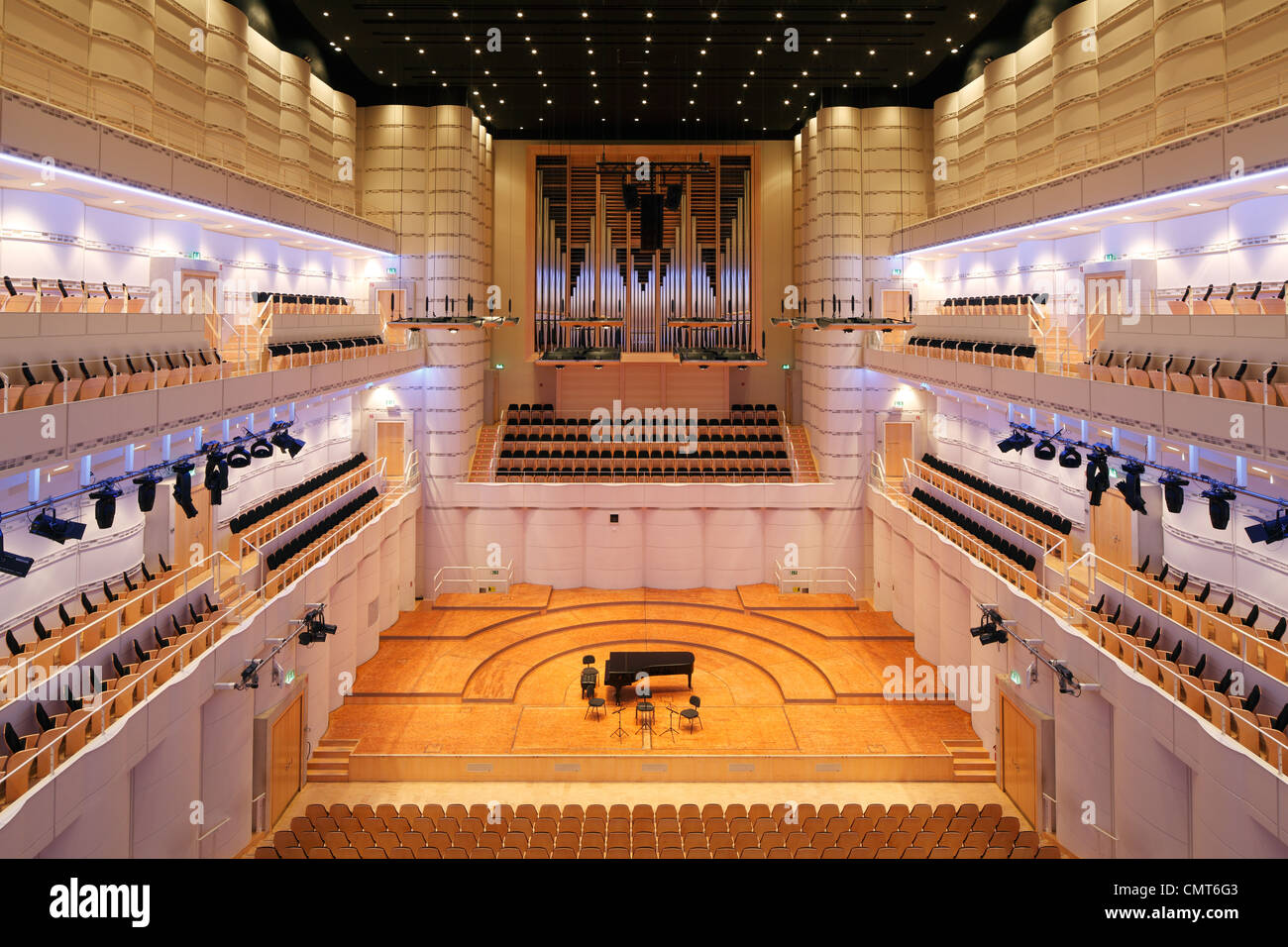 musiksaal im konzerthaus dortmund ruhrgebiet nordrhein westfalen stockfoto bild 47245859 alamy. Black Bedroom Furniture Sets. Home Design Ideas