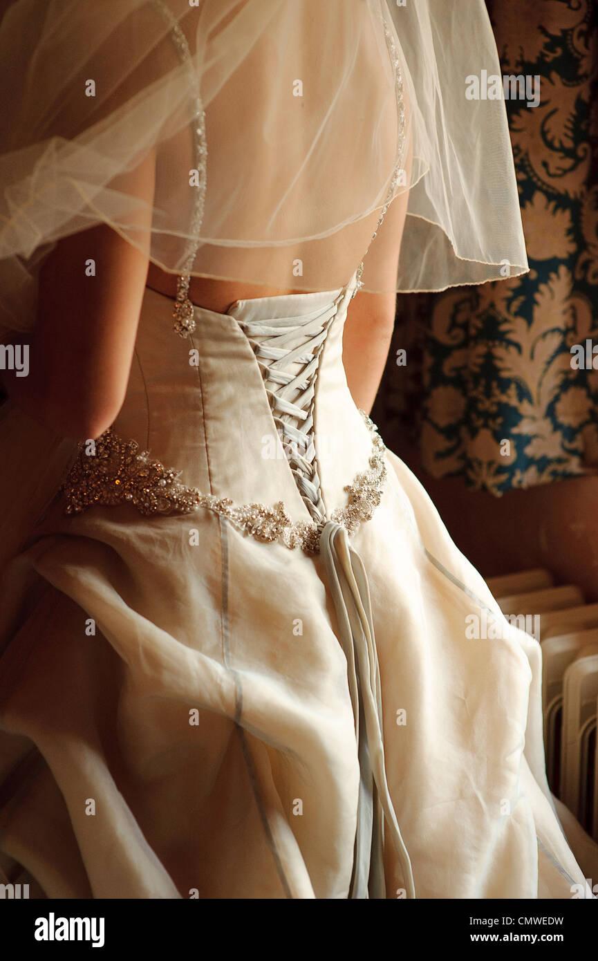 Gemütlich Schnüren Sich Oben Kleid Korsett Hochzeit Galerie ...