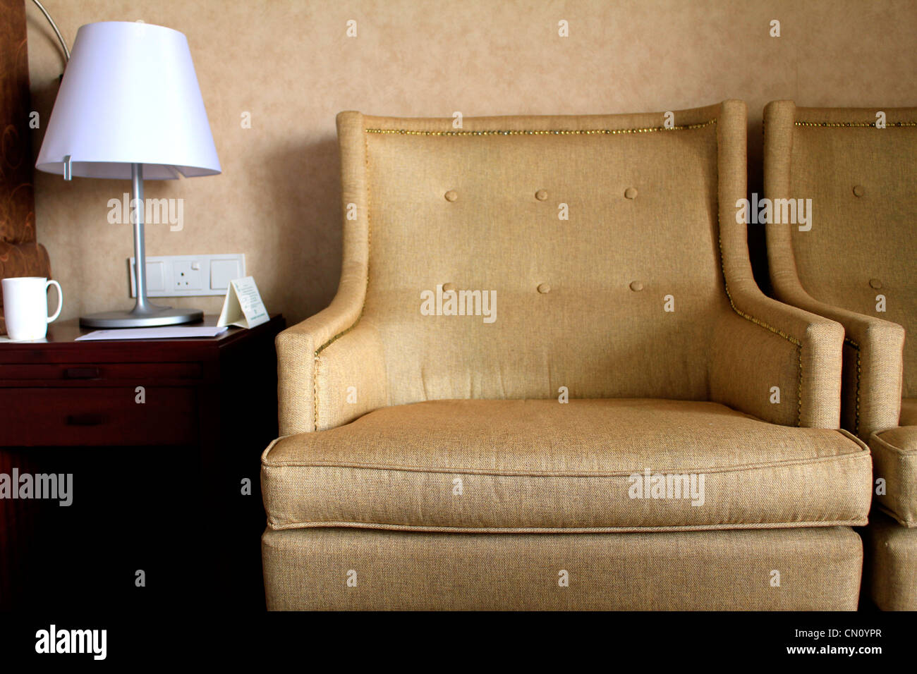schicke, moderne Innenausstattung Stockfoto, Bild: 47350319 - Alamy