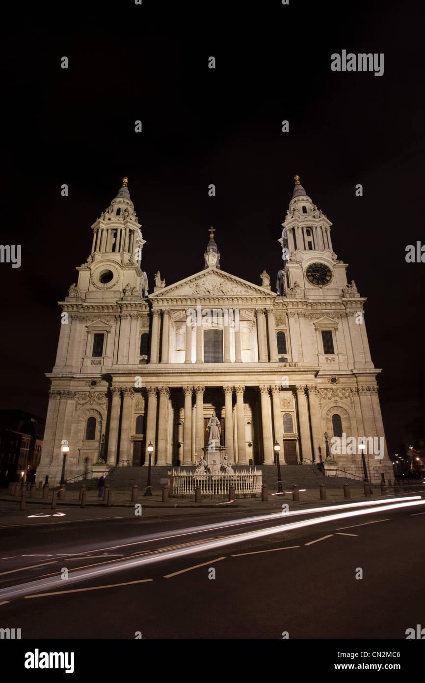 St Paul's Cathedral, London, UK Stockbild