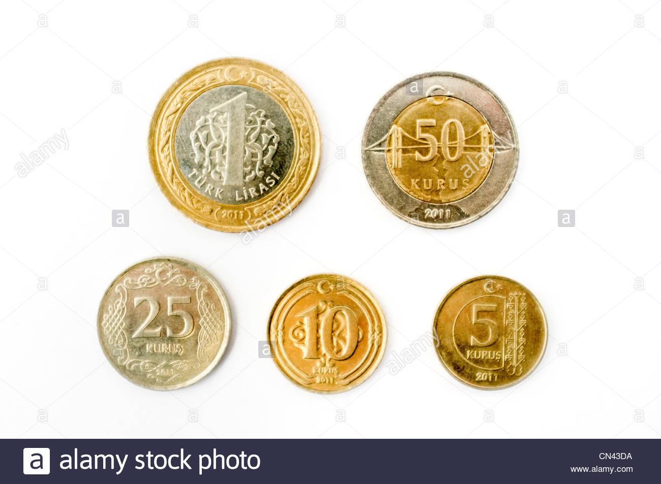 Türkische Münzen