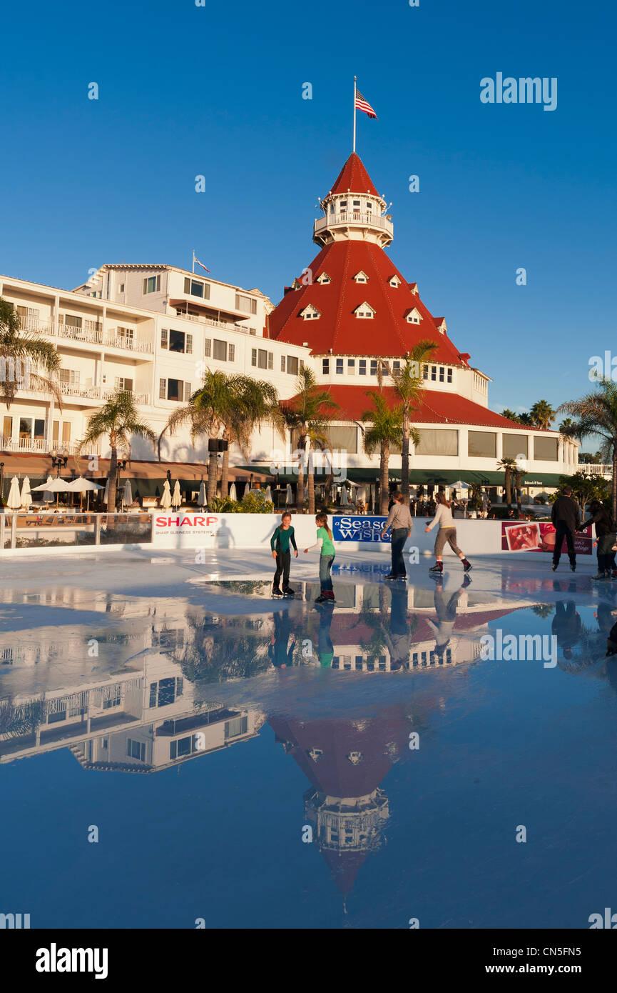 San Diego Hotel Stockfotos & San Diego Hotel Bilder - Alamy