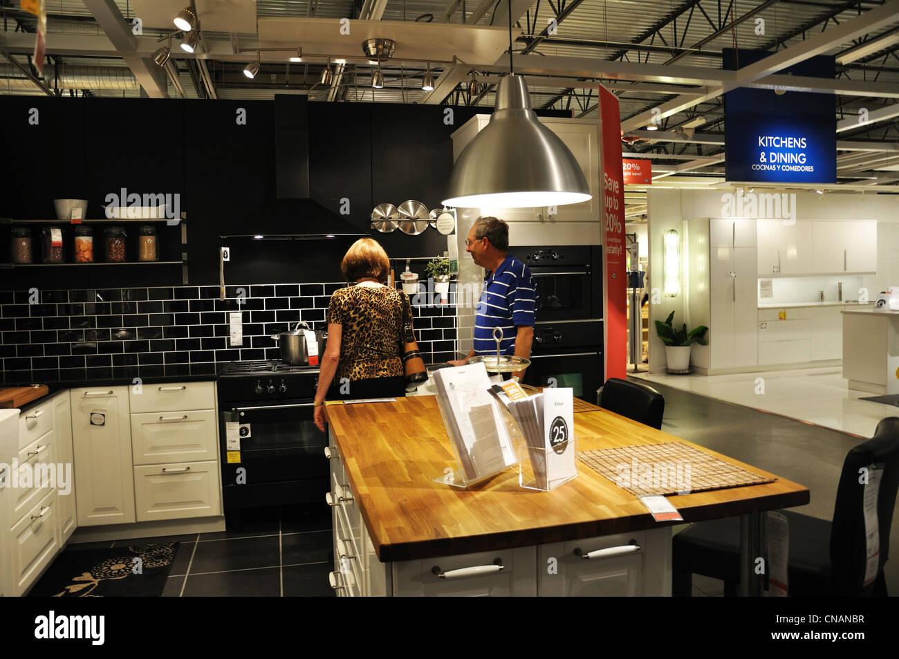 Ikea Küche Stockfotos & Ikea Küche Bilder - Alamy
