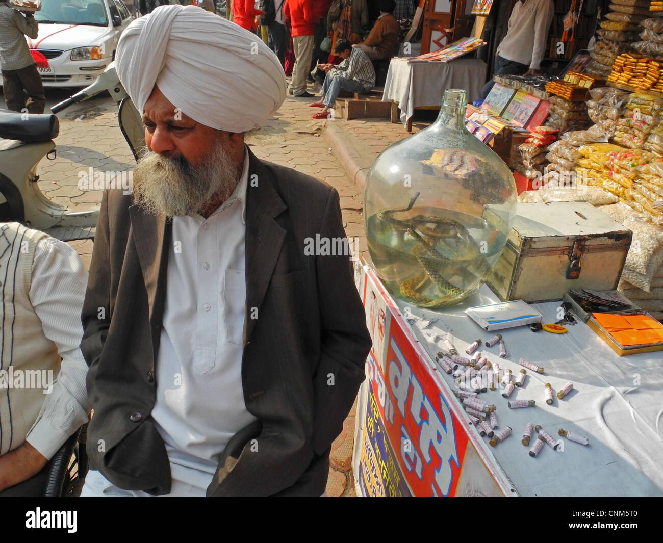 Indien Drogen