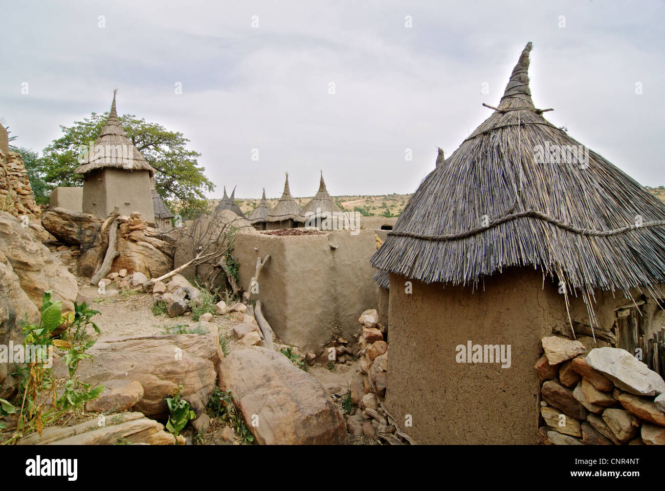 mud and straw houses stockfotos mud and straw houses. Black Bedroom Furniture Sets. Home Design Ideas