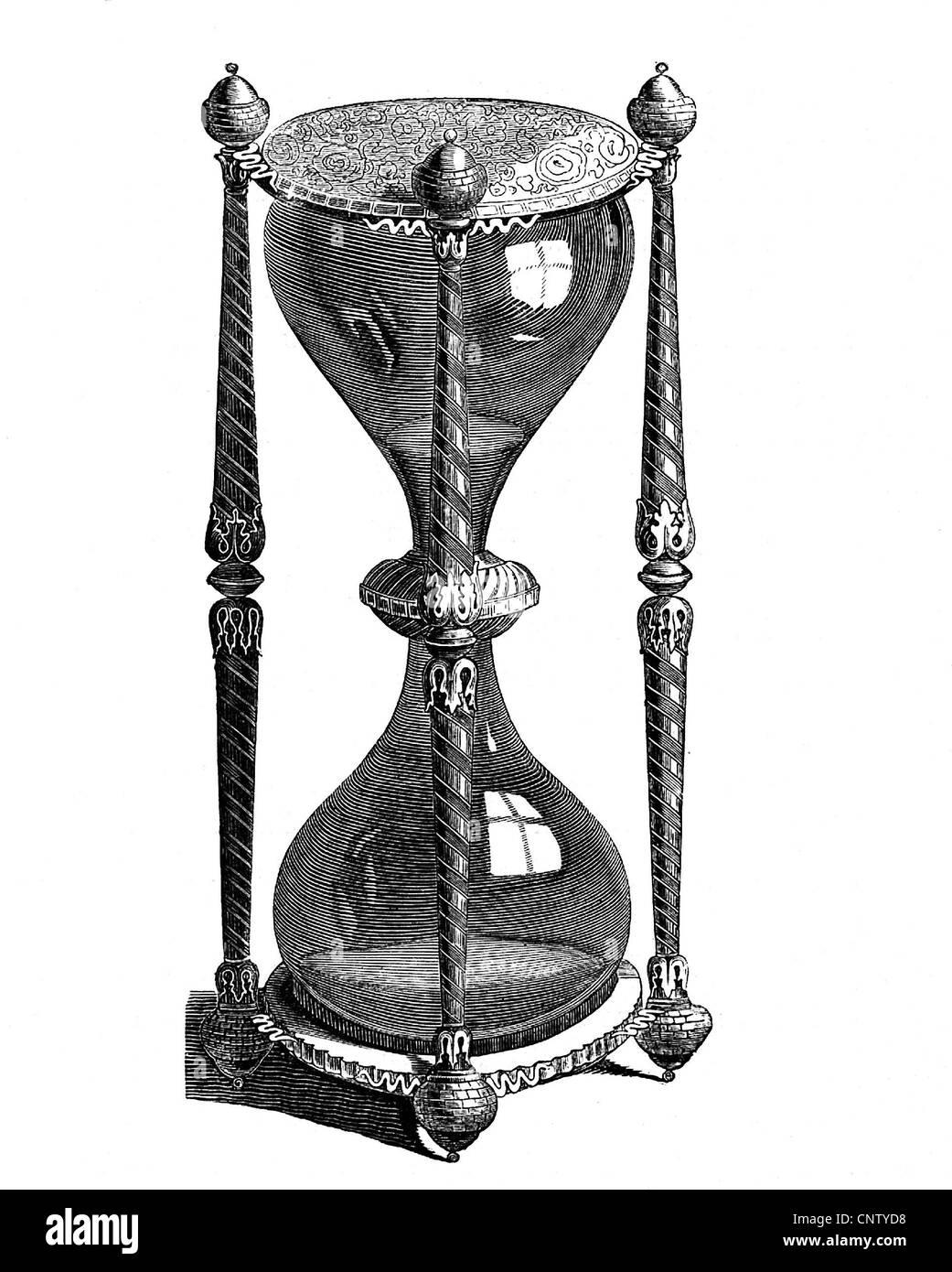 Uhren sanduhr historisch historische sanduhr sanduhr stunde gl ser sanduhren sanduhr - Glaser dekorieren mit sand ...