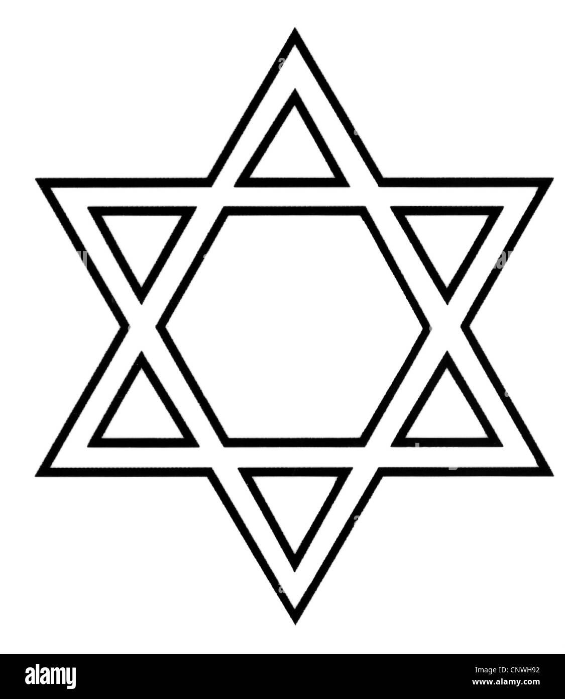 Symbole, David Stern, Computergrafik, Additional-Rights - Clearences-NA Stockbild