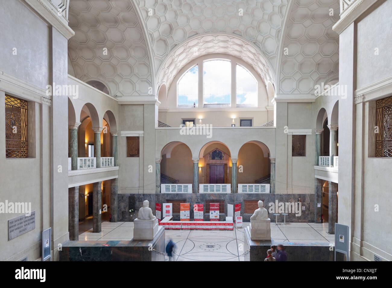 Ludwig-Maximilians-Universität, München, Bayern, Deutschland, Europa Stockbild