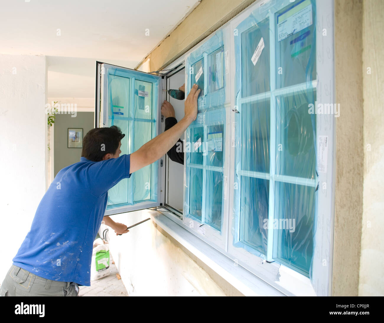 Installing Windows Stockfotos & Installing Windows Bilder - Alamy