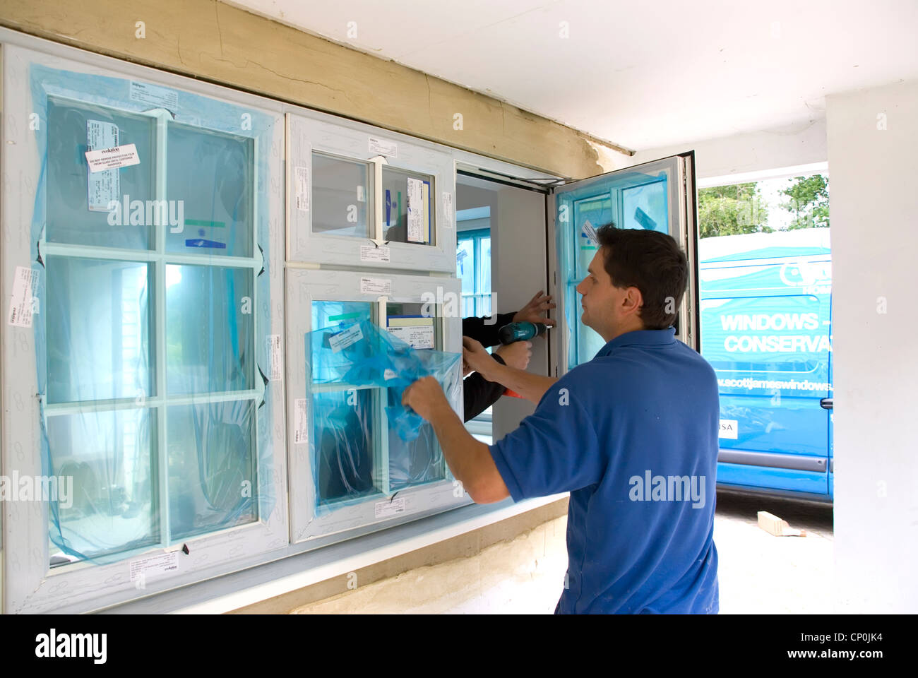 Double Glazed Windows Stockfotos & Double Glazed Windows Bilder - Alamy