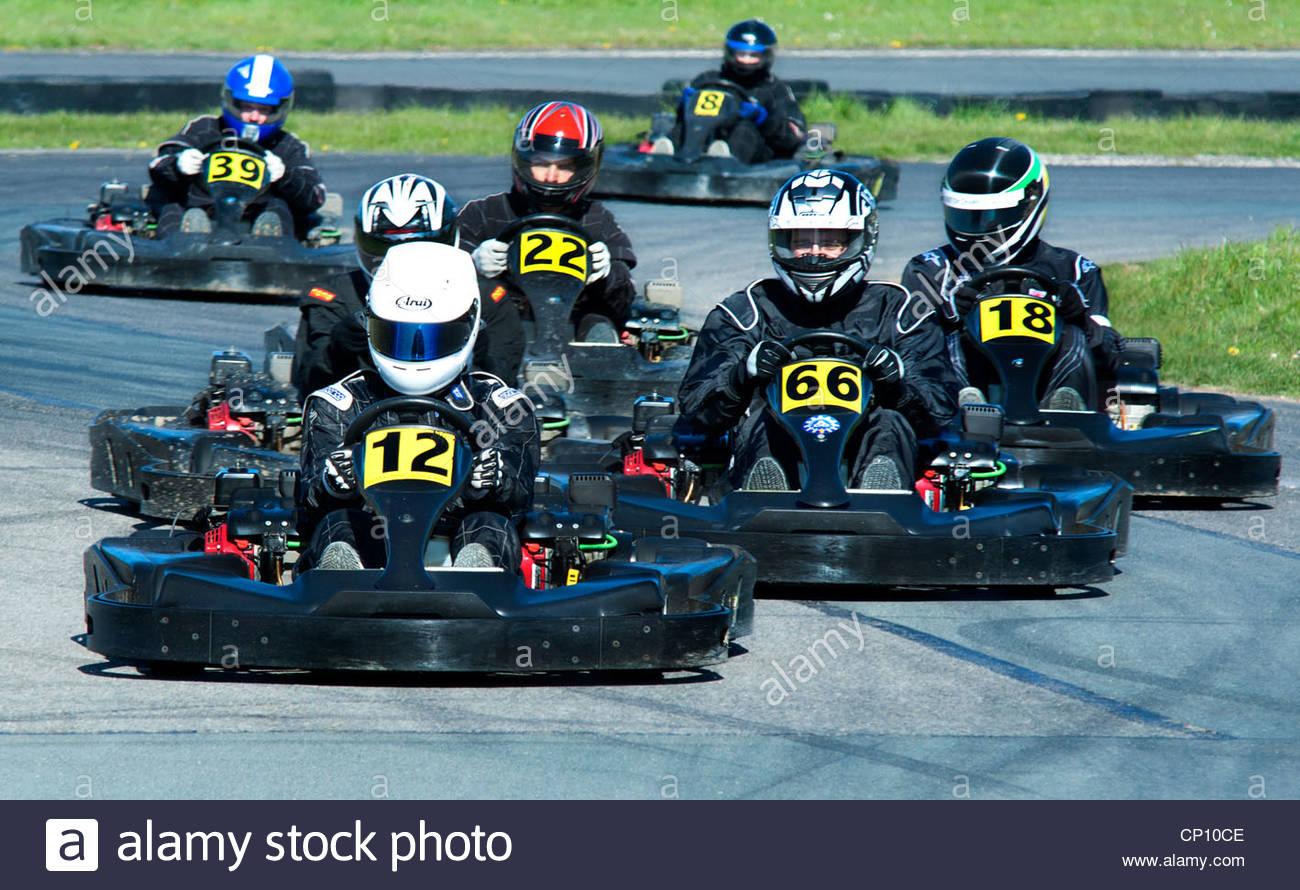 Helt nye Go Kart Stockfotos & Go Kart Bilder - Alamy FG-56