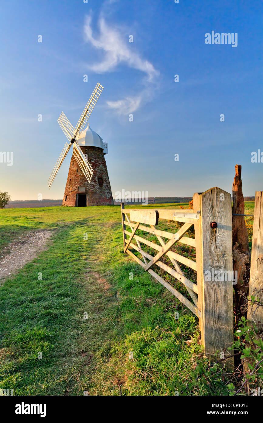 EASTBOURNE PIER, EAST SUSSEX, ENGLAND, GROßBRITANNIEN Stockbild