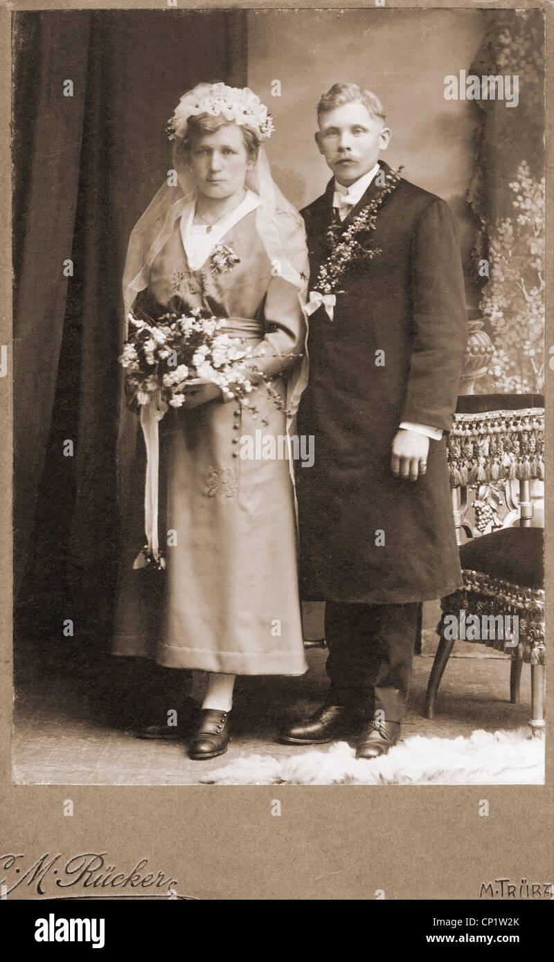 tschechin heiraten