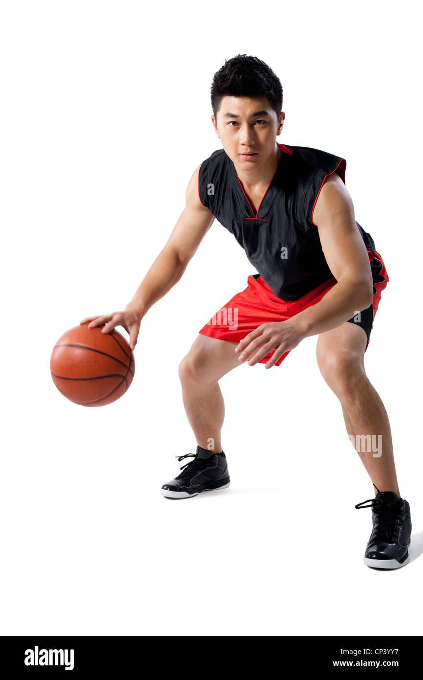 Basketball Dribbeln
