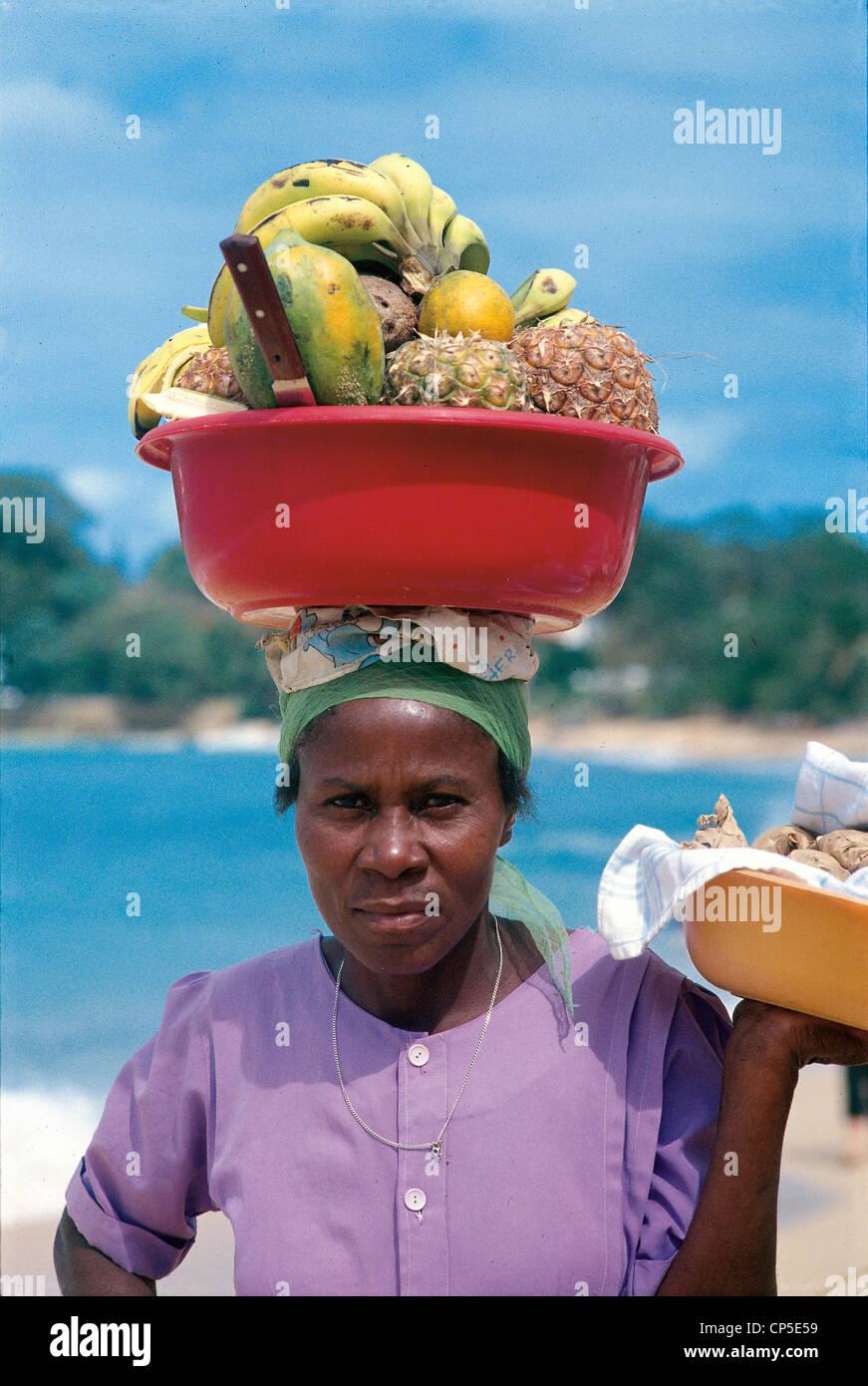 Dominikanische Republik Sosua-Frauen