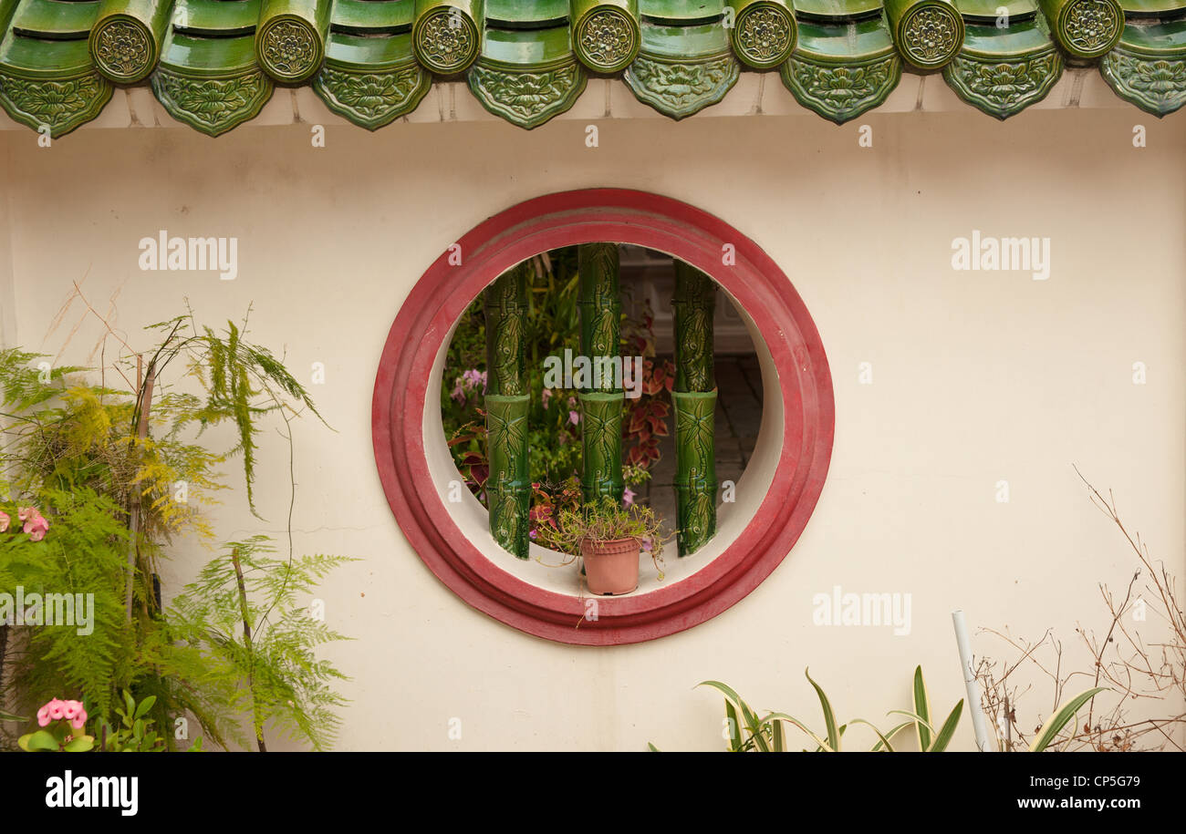 Round Window Stockfotos & Round Window Bilder - Alamy
