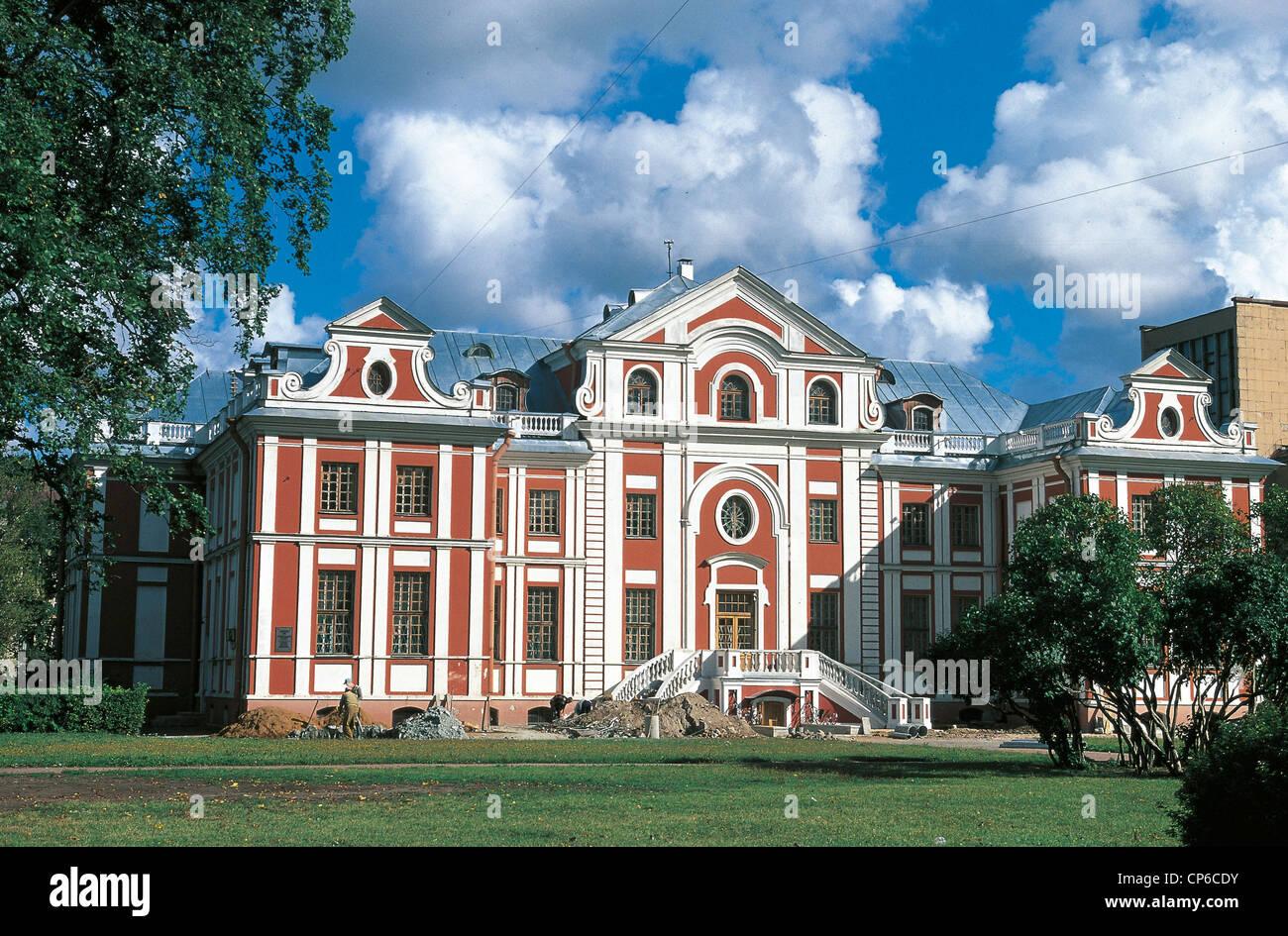 Russland st petersburg der palast kikin 1714 architekt andreas schl ter 1664 1714 - Schluter architekt ...