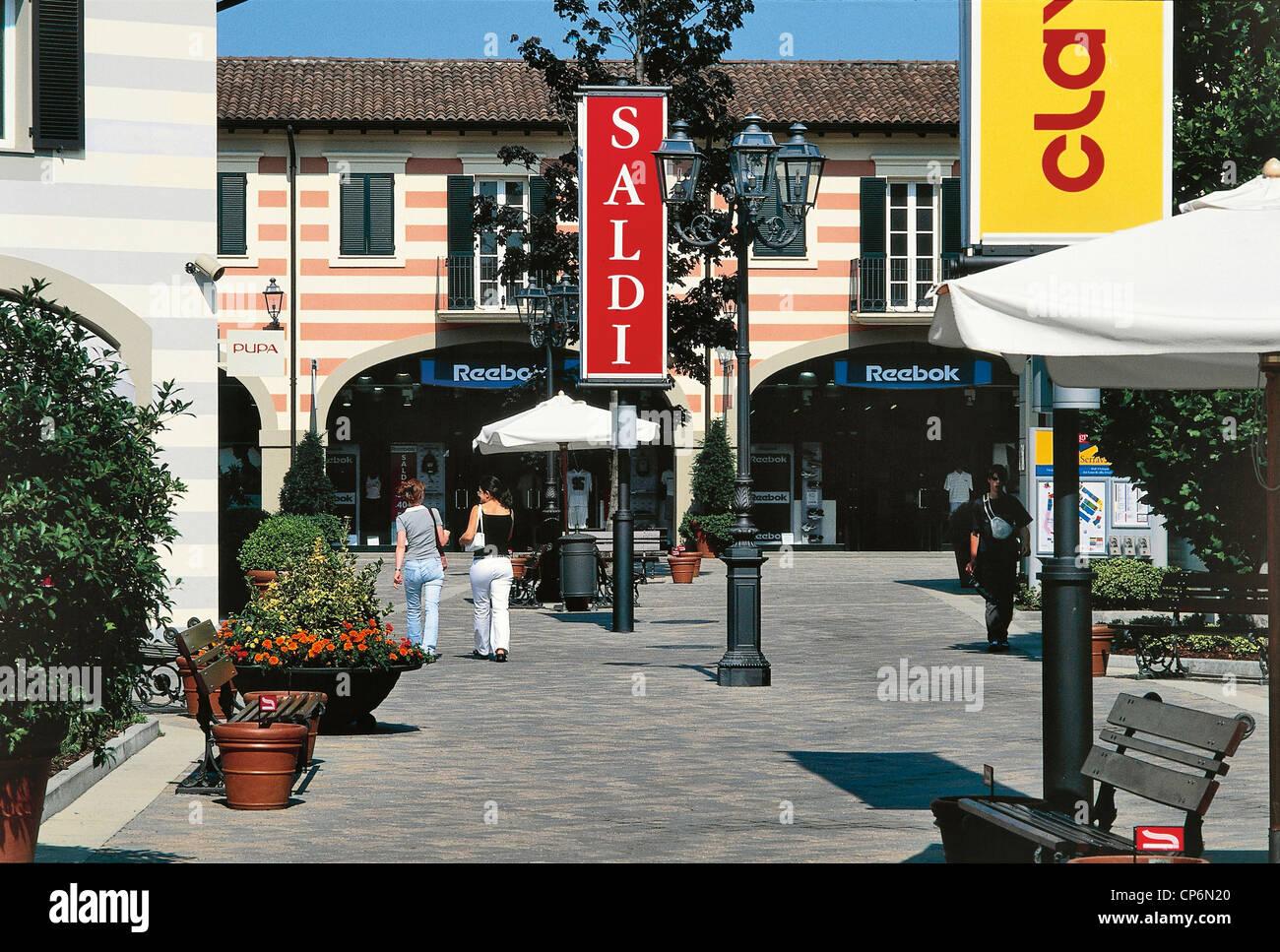 Piemont - Serravalle Scrivia (AL), McArthur Glen Designer ...