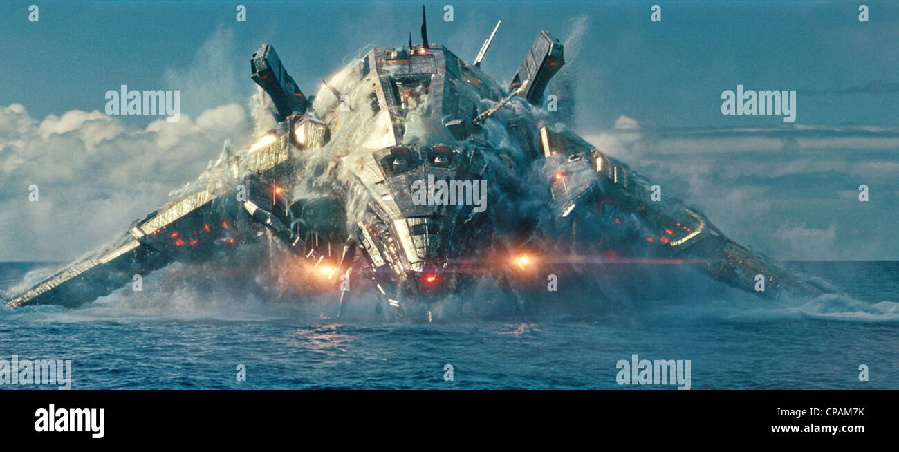 BATTLESHIP (2012) PETER BERG (DIR) 006 MOVIESTORE SAMMLUNG LTD Stockbild