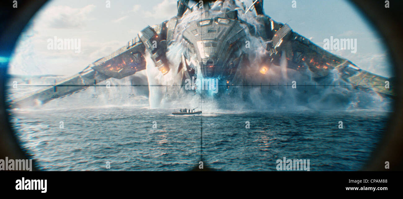 BATTLESHIP (2012) PETER BERG (DIR) 010 MOVIESTORE SAMMLUNG LTD Stockbild