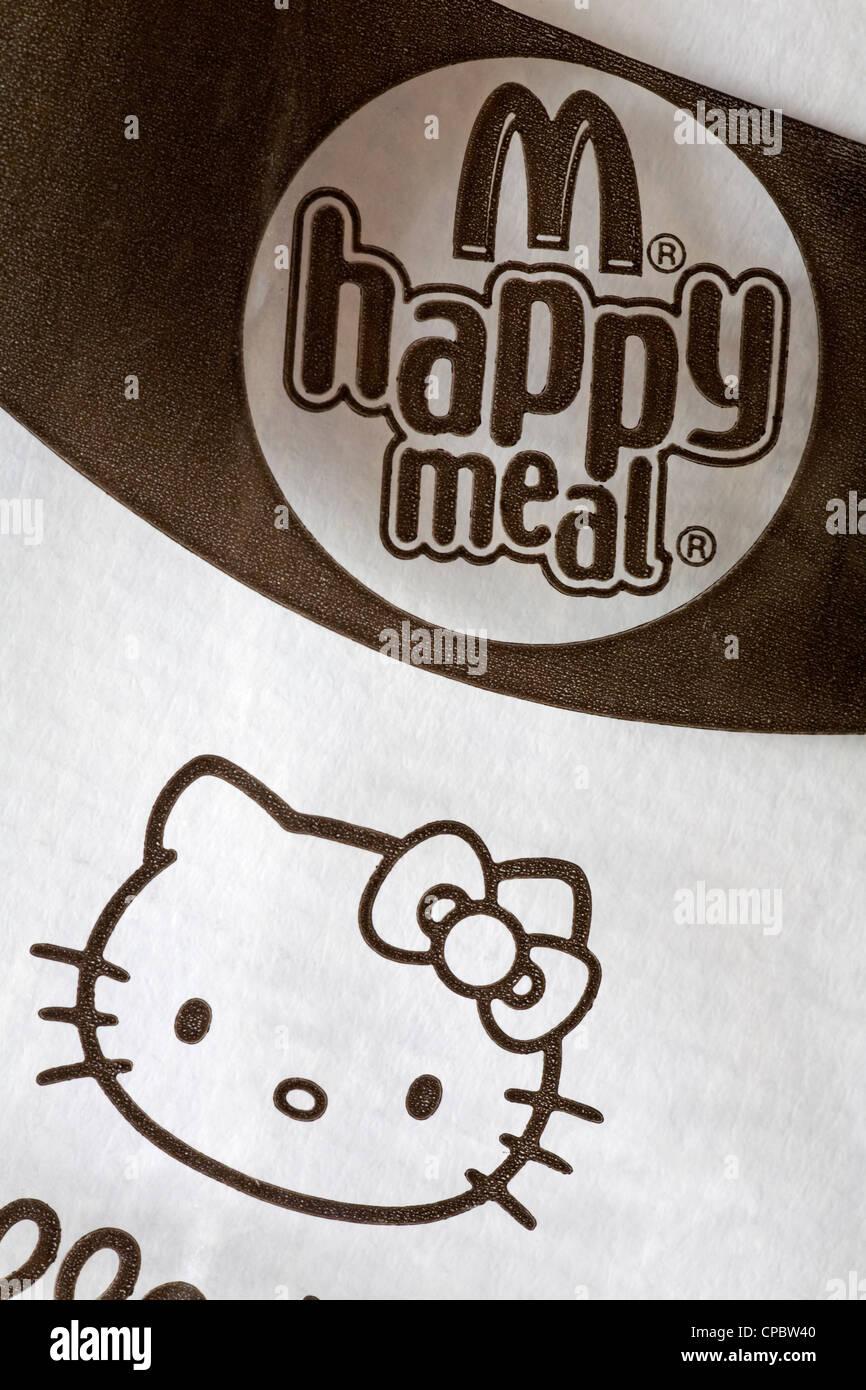 happy meal geschenk