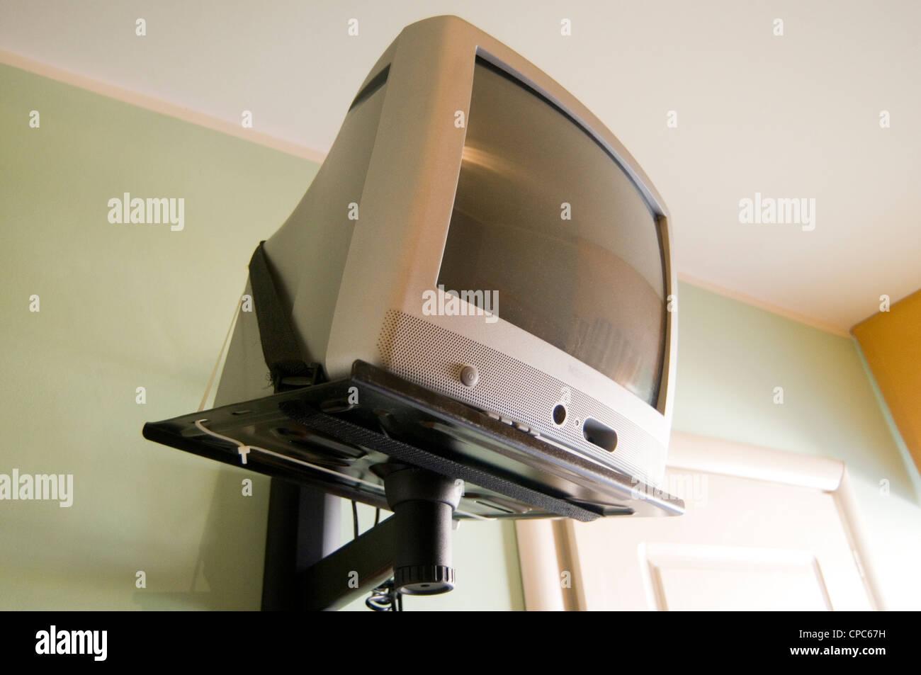 Fernsehröhre Fernsehen TV Fernseher Wand Halterung Klammern Kathodenstrahl  Wand Montage TV Tragbarer Fernseher