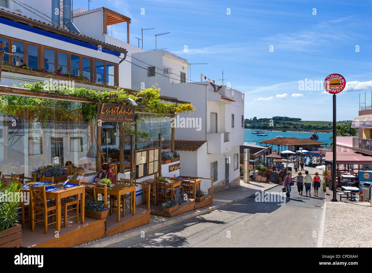 Quinta Do Lago Beach Restaurants