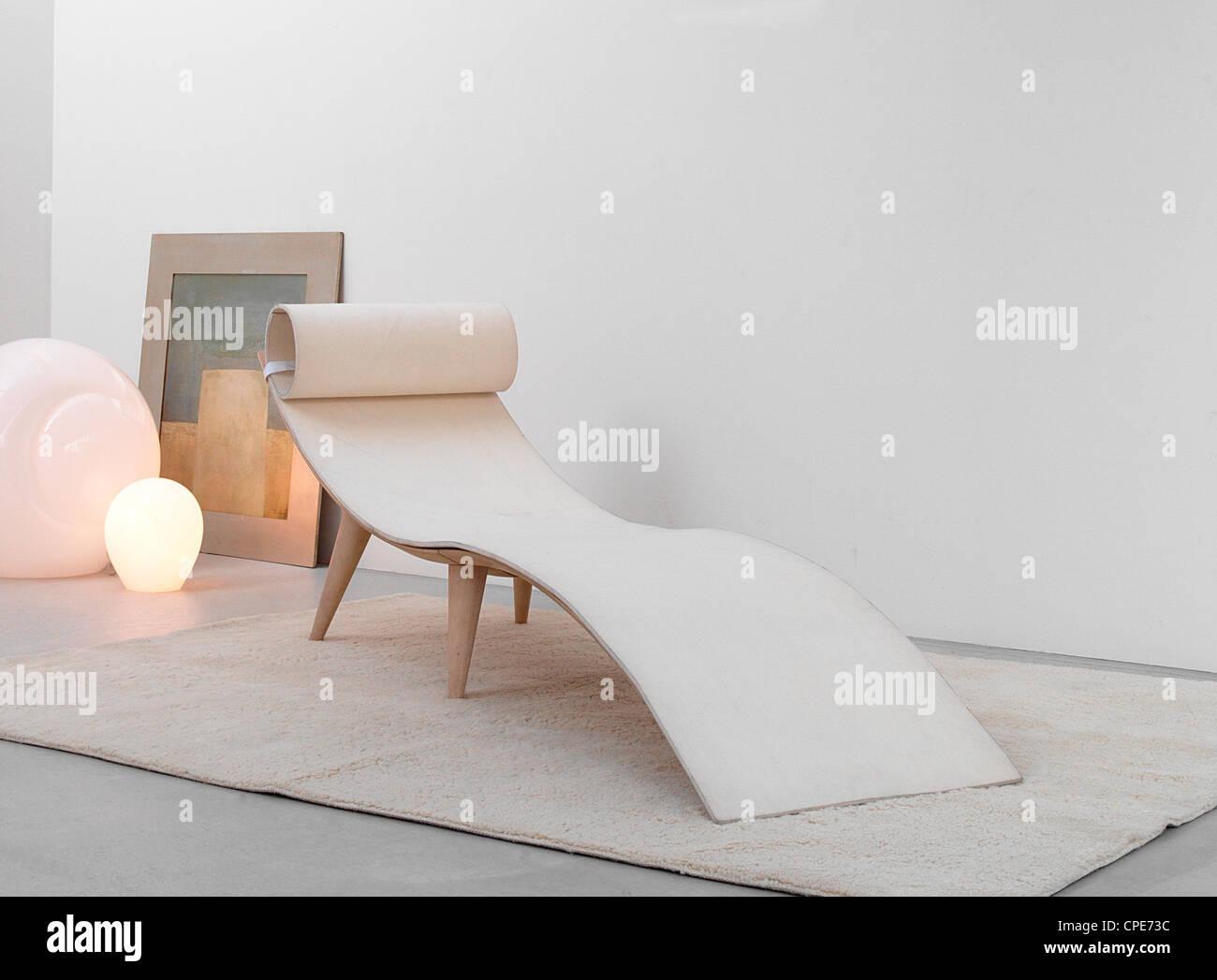 Bemerkenswert Sessel Mit Fußstütze Dekoration Von Modernes Design Fußstütze