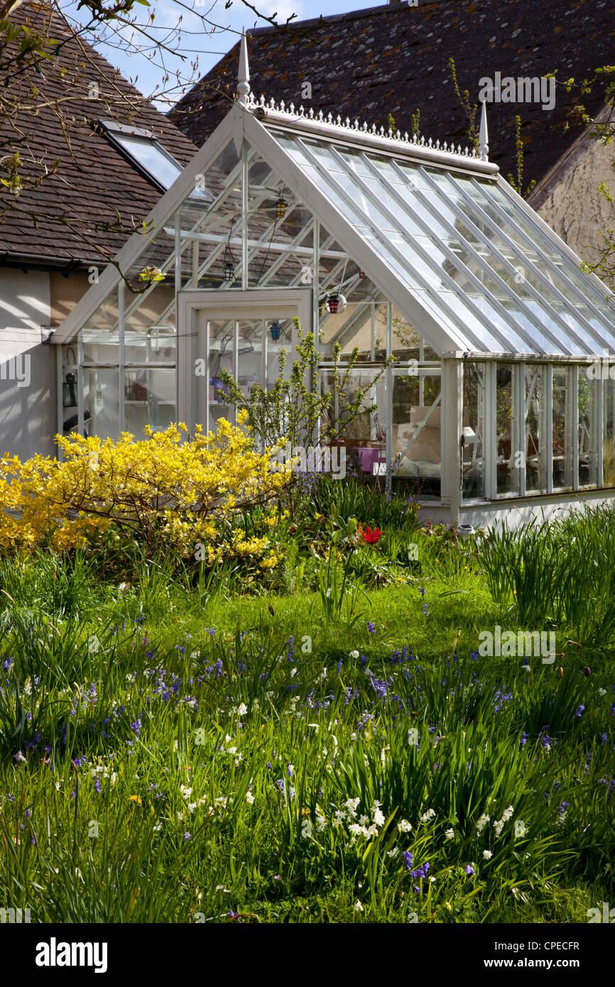 Gewächshaus Viktorianischer Stil traditionell hergestellt alte stil viktorianischen glas gewächshaus