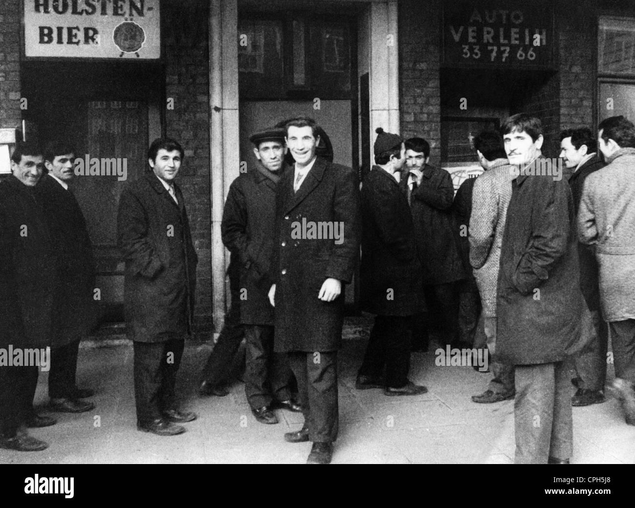 Historischer hintergrund gastarbeiter