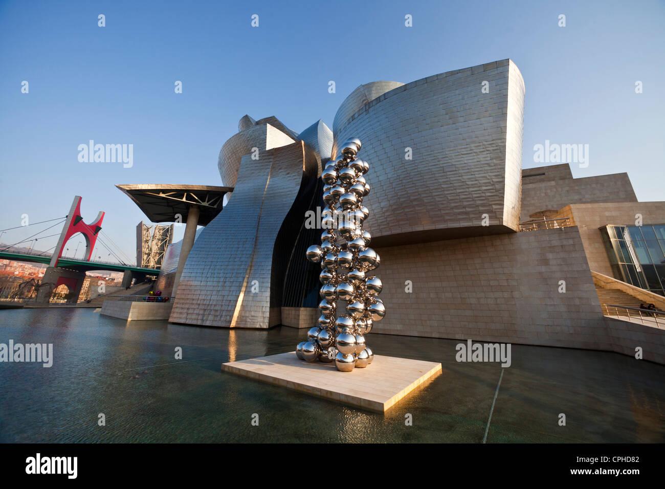 Berühmte Architektur spanien europa baskenland bilbao architekt architektur bilbao