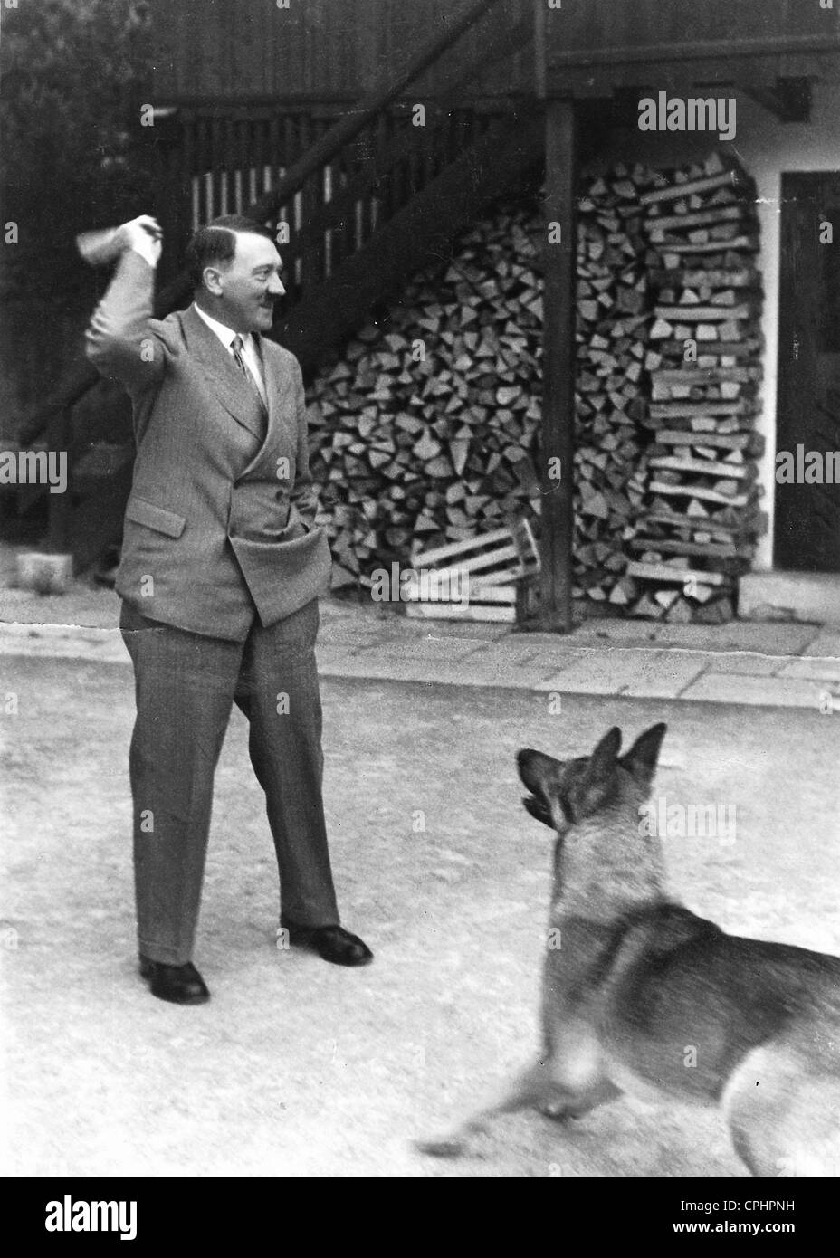 Blondie Hitler S Dog