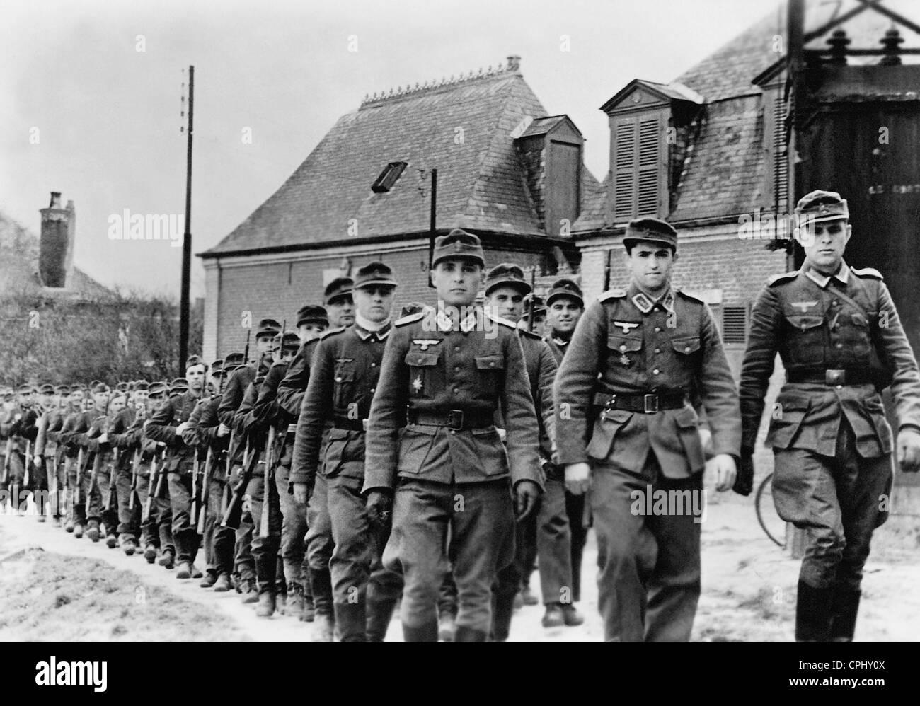 Wehrmacht In Frankreich