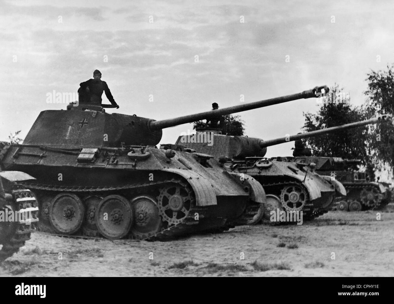 Panzer Englisch