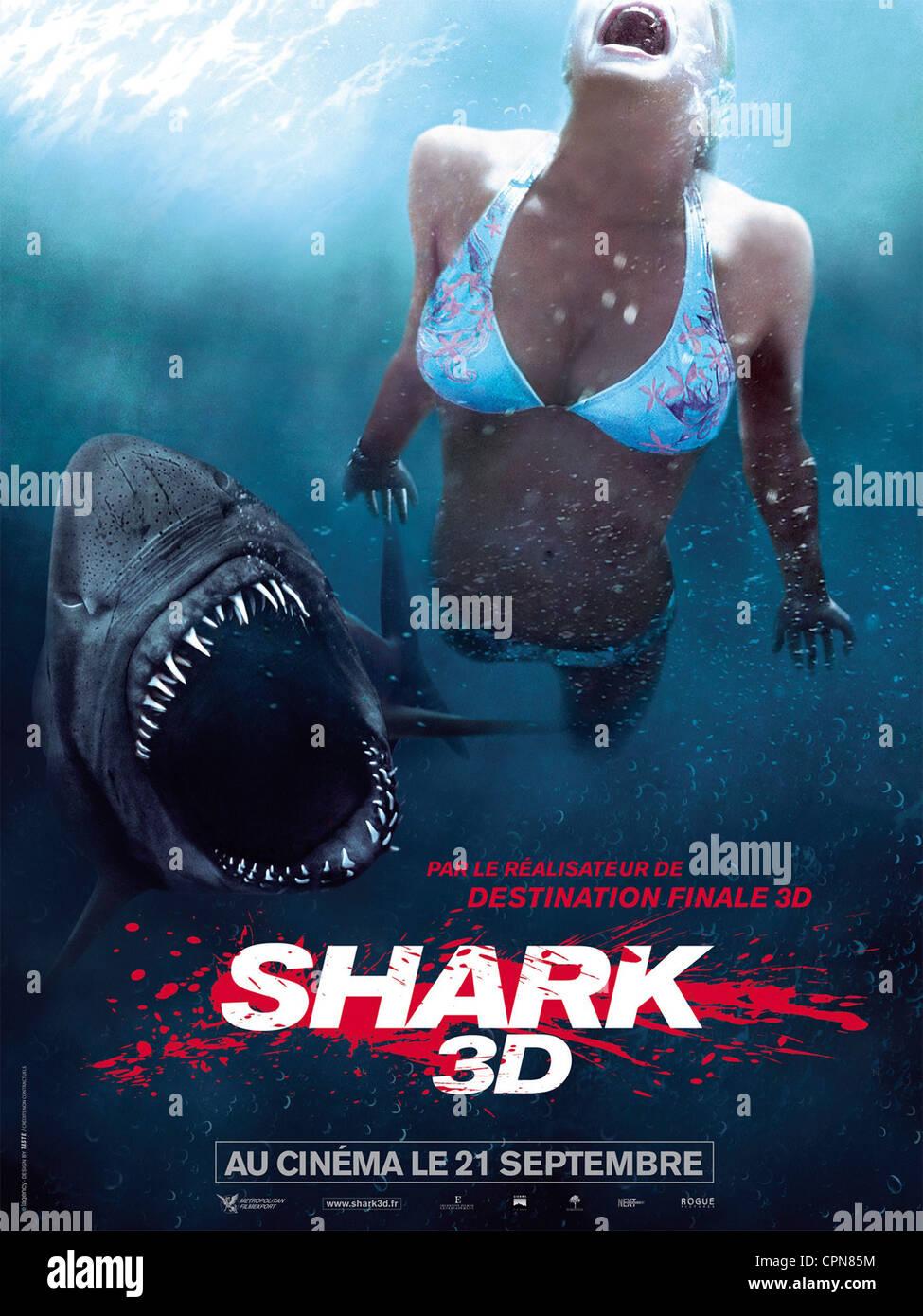 Shark Night 3D Stockbild