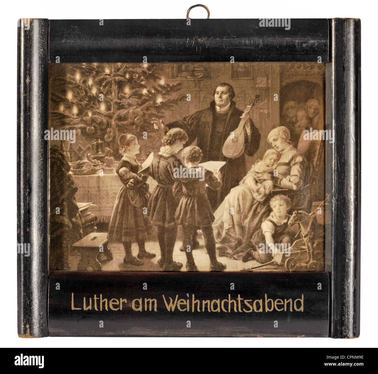 Luther Martin 10111483 1821546 Deutscher Reformator Halbe