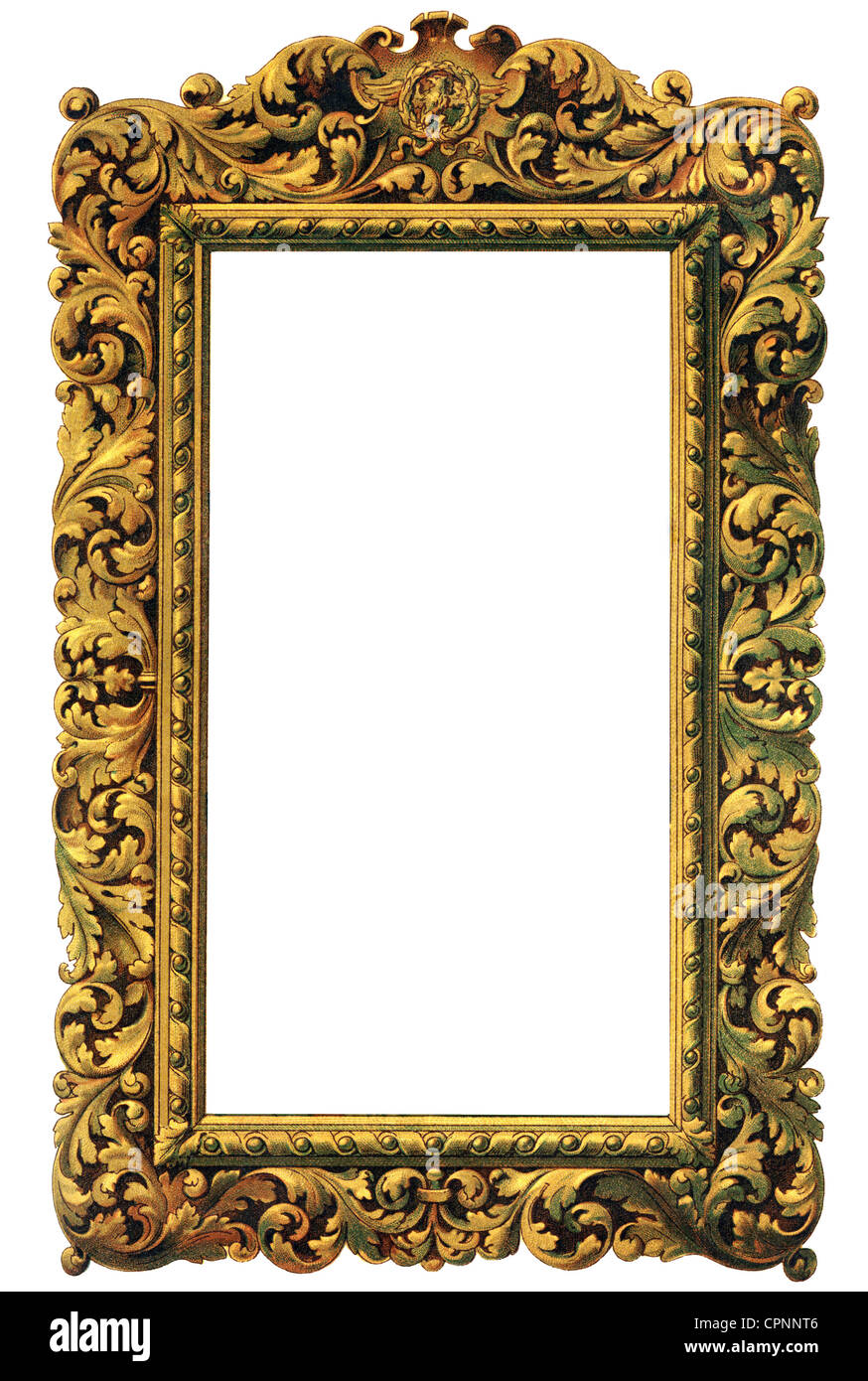 Gilt Gold Frame Stockfotos & Gilt Gold Frame Bilder - Alamy