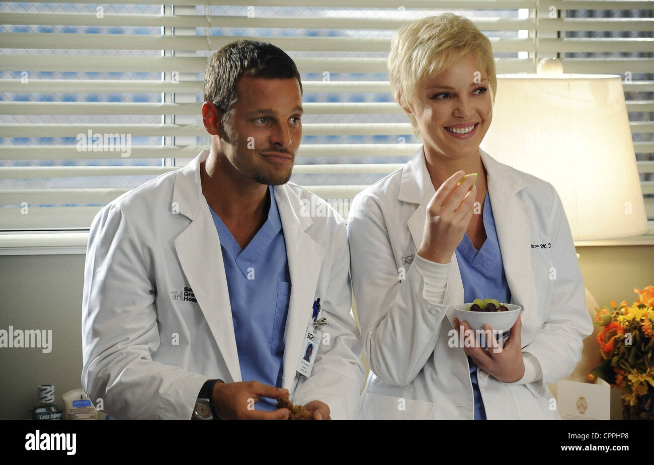 Greys Anatomy (Staffel 6 Stockfoto, Bild: 48440064 - Alamy