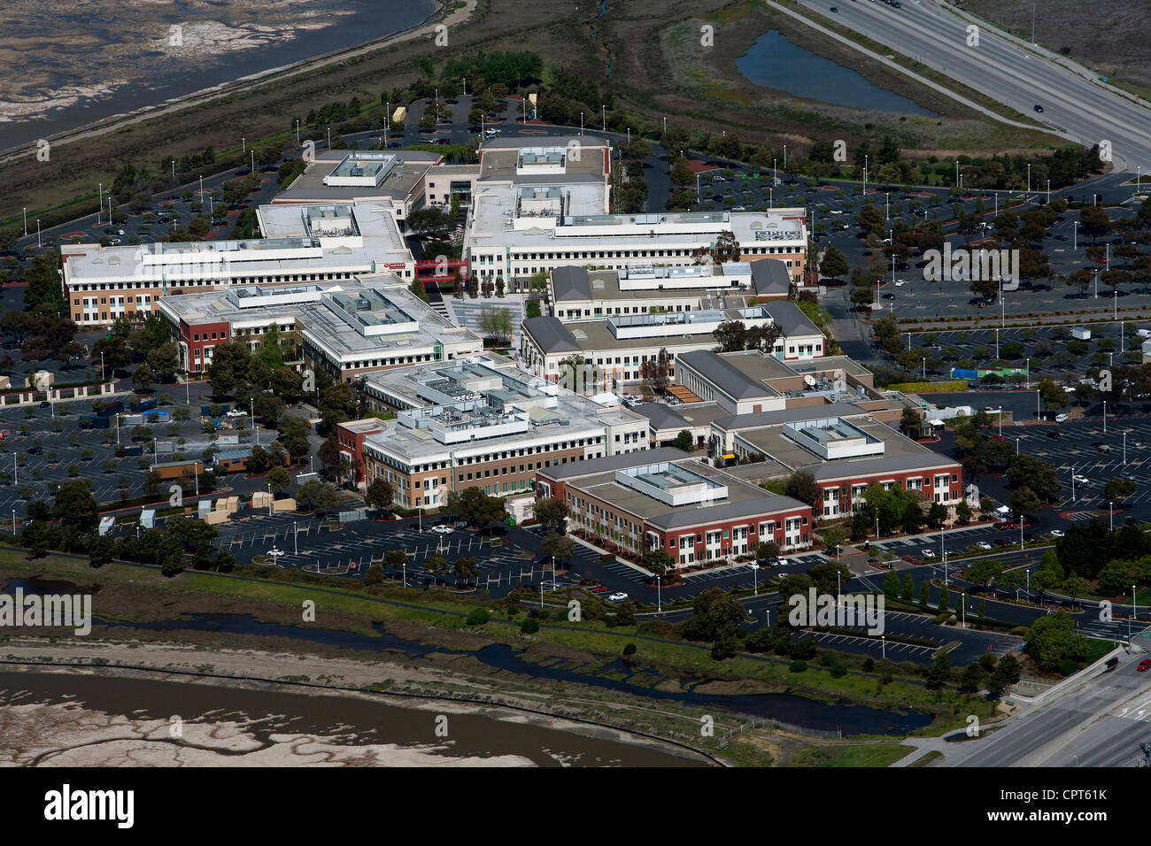 Facebook Hauptquartier