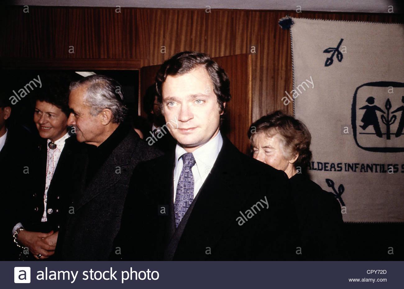 King Carl Gustaf Sweden Stockfotos King Carl Gustaf Sweden Bilder
