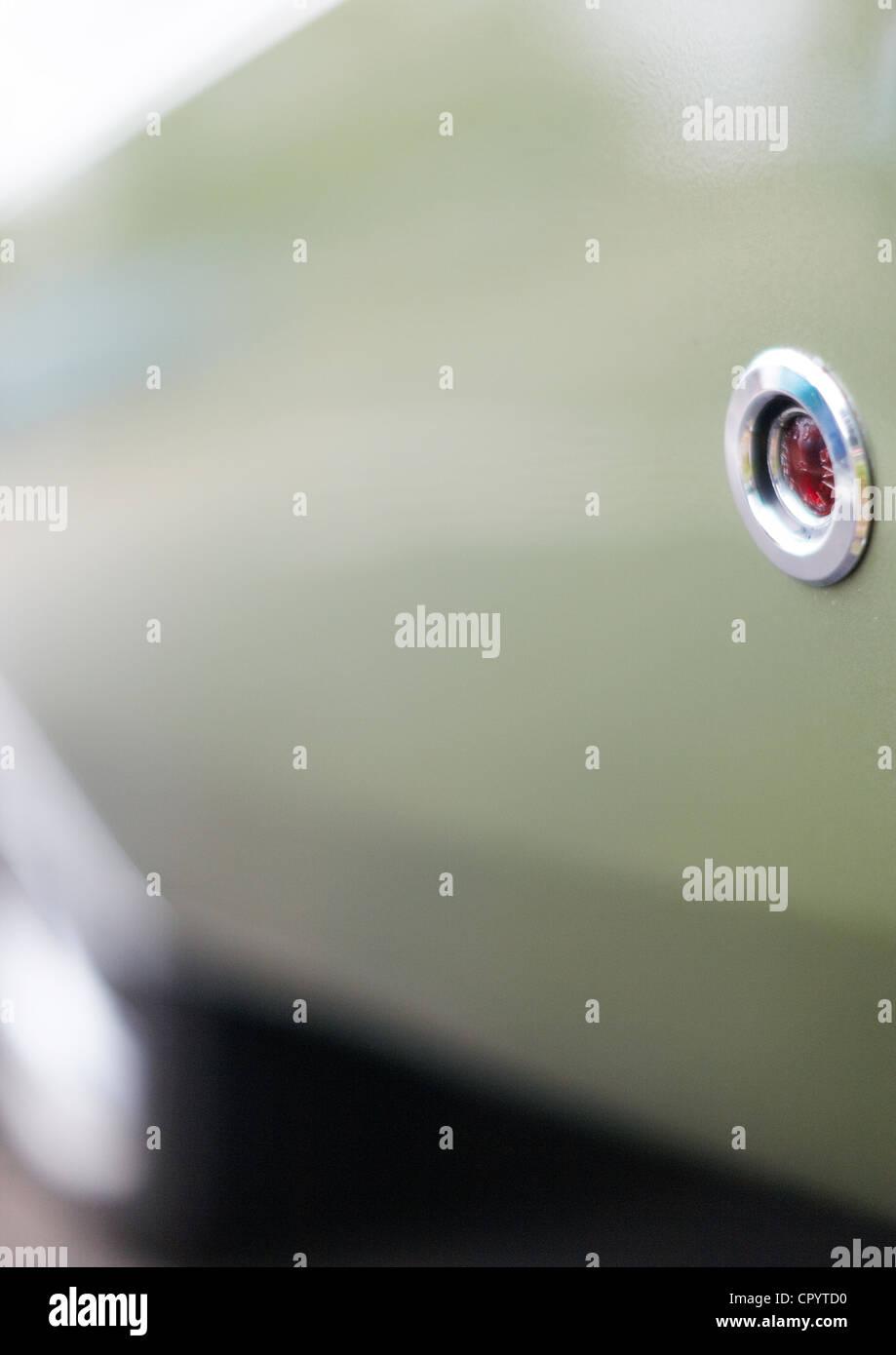 Kennzeichen, Oldtimer, USA Stockbild