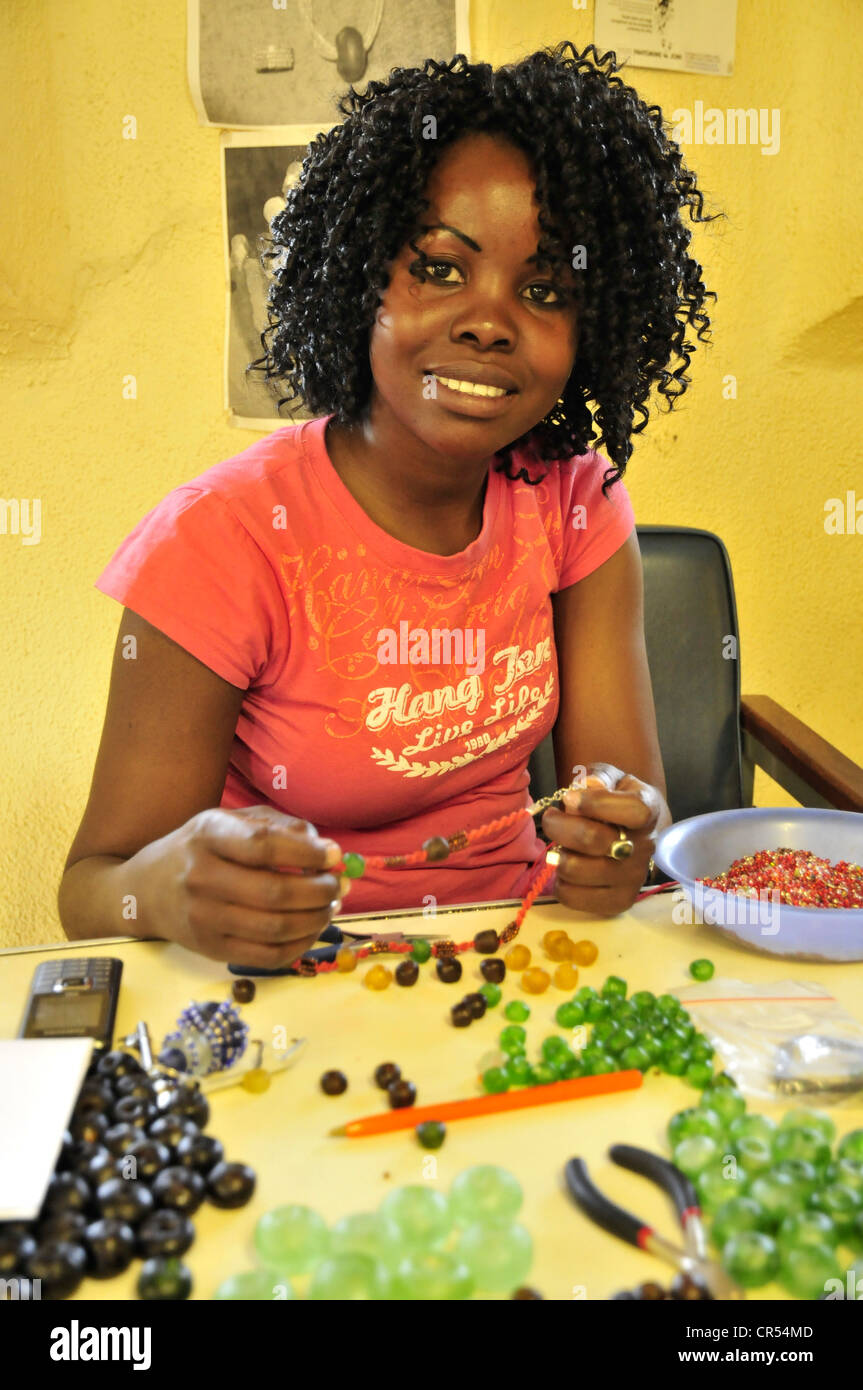 Windhoek-Frau