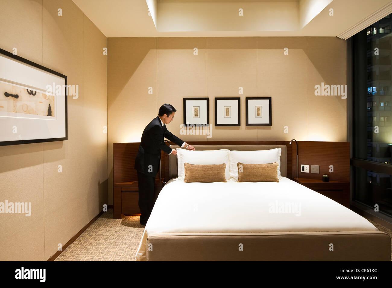 Japan Schlafzimmer Stockfotos Japan Schlafzimmer Bilder Alamy