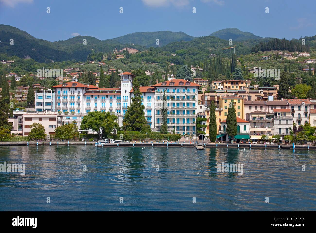 Hotel Savoy Palace Gardone Riviera Gardasee Brescia Lombardei