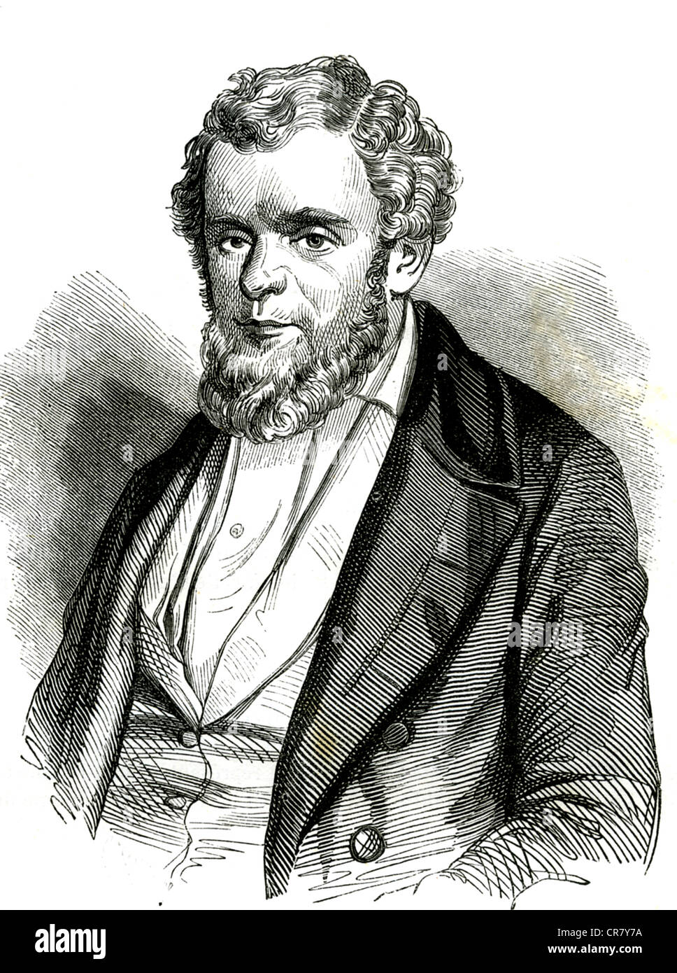 Robert Blum, deutscher Politiker, 1807-1848, europäischen ...
