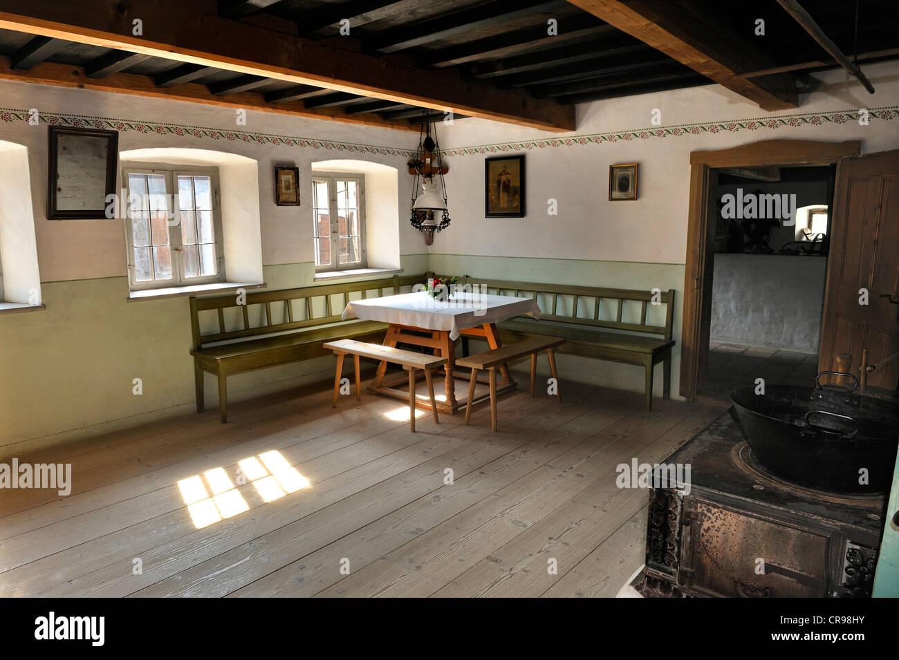 Farmhouse Kitchens Stockfotos & Farmhouse Kitchens Bilder - Alamy